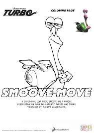 smoove move turbo coloring free printable coloring pages
