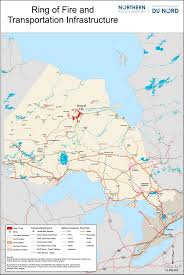 Ring Of Fire Map Northern Policy Institute Publications Search