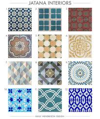 What To Do With Leftover Tile by Where To Buy Cement Tiles Emily Henderson