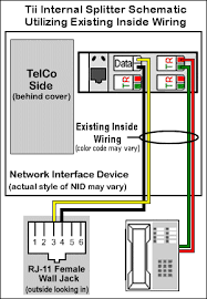 tii internal splitter homerun diagram at u0026t southeast forum faq