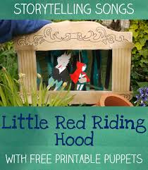 storytelling songs red riding hood u0027s play music