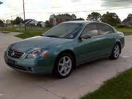 Nissan Altima 1995 - 2003 nissan altima 3 5 se related infomation specifications
