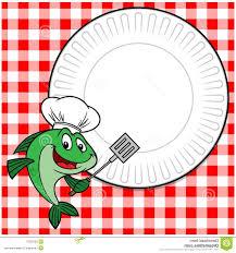 best free fish fry invitations vector cdr free vector art