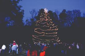 17th annual tree lighting county of henrico virginia
