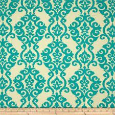 waverly sun n shade luminary turquoise discount designer fabric