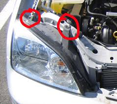 2003 ford focus headlight bulb how to paint your headlights 2005 ford focus forum ford focus