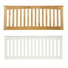 White Wooden Headboard Wooden Headboards In A Range Of Colours Inc White Bedstar