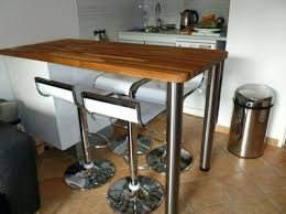table bar pour cuisine table bar de cuisine avec rangement meuble bar cuisine cuisine