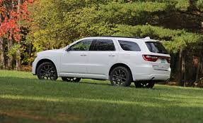 dodge crossover white 2017 dodge durango gt cars exclusive videos and photos updates