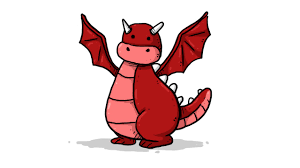 draw 26 how to draw a little dragon draw a cute dragon youtube