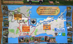 Crete Map Lasithi 3 Days Itinerary For Exploring The Oriental Coast Of