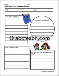 grade mystery book report