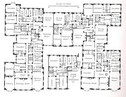 mansion floor plans 20000 square foot house plans sq ft house plans luxury mansion