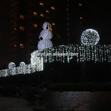 2015 wholesale funny lighted snowman outdoor christmas decoration