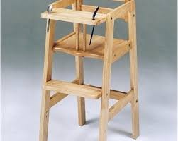 baby wood high chair designcorner