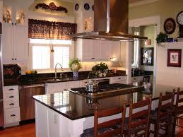 granite countertop blue walls white cabinets backsplash for