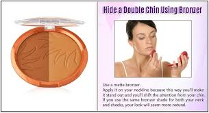How To Get Rid Of A Double Chin Using Makeup Makeup Vidalondon