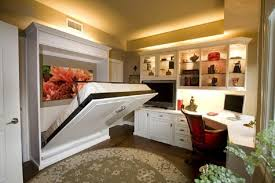 Murphy Bed With Desk Plans Really Cool Modern King Size Murphy Beds In Small Bedroom