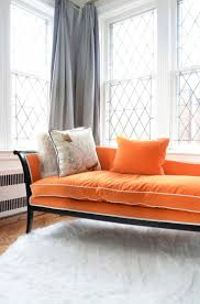 best 10 orange sofa design ideas on pinterest orange sofa