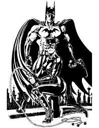 batman and catwoman for teenagers coloring page h u0026 m coloring pages