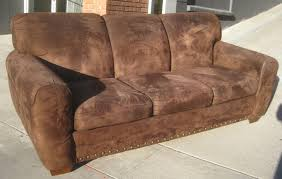 Leather Suede Sofa Suede Leather Sofa Home Design Ideas And Pictures