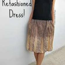 sew a dress from t shirt how to sew a t shirt dress sewing on