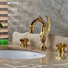 Swan Bathroom Faucet Popular Brass Swan Lavatory Faucet Buy Cheap Brass Swan Lavatory