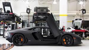 Lamborghini Aventador Matte Black - simplywallpapers com lamborghini aventador black cars matte