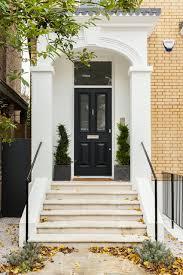 topiaries deck contemporary with black doors courtyard deck garden