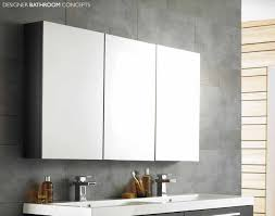 neoteric design large mirrored bathroom cabinet installing mirror
