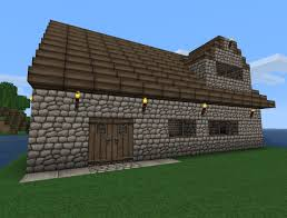 small cottage house minecraft project