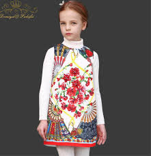 っGirl Princess Christmas Dresses 2018 Autumn Princess Dress For