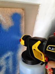 paint sprayer tutorial wagner flexio 590 diy decor pinterest