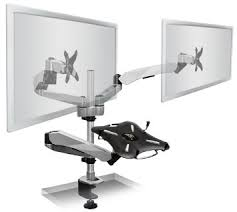 Desk Mount Dual Monitor Stand Cheap Dual Monitor Arm Desk Mount Find Dual Monitor Arm Desk