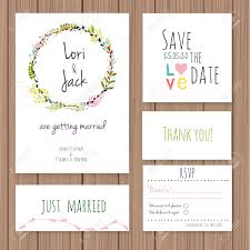 thank you card size wedding invitation card set thank you card save the date cards