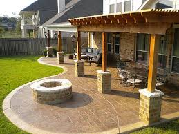 Backyard Patios With Fire Pits by 31 Best Landscaping Ideas Images On Pinterest Landscaping Ideas