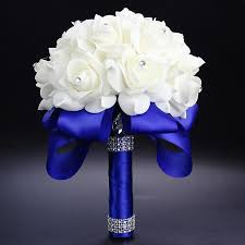 Rose Bouquet Fuchsia 9in 62 Best Wedding Ideas Images On Pinterest Royal Blue Weddings