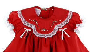 will u0027beth red christmas dress with lace and embroidery red and