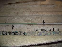 Ceramic Wood Tile Flooring Install Laminate Flooring Over Ceramic Tile