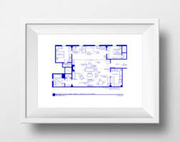 Tv Show Apartment Floor Plans Two And Half Men House Floor Plan Tv Show Floor Plan