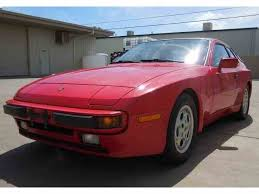 porsche 944 turbo price porsche 944 for sale on classiccars com 24 available