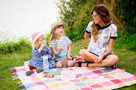a late afternoon picnic with cath kidston mummy daddy me
