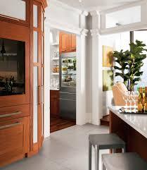 kraftmaid dakota cabinets kitchen rustic with wood ceiling top