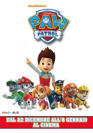 paw patrol film 2016