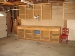 garage workbench garagench plans storage how to build from 2x4