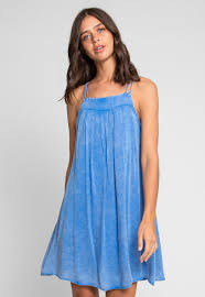 dress blue harmony halter dress in blue look stunning seal