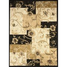 flower area rugs home dynamix royalty red 7 ft 8 in x 10 ft 4 in indoor area