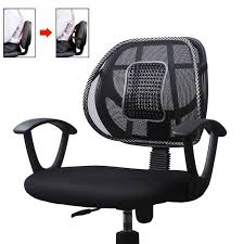 Massage Chair India Buy Cool Car Back Seat Massage Chair Lumbar Back Support Cushion