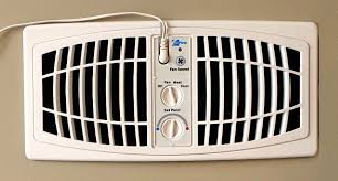 air duct assist fan airflow breeze 4 x 10 register booster fan airflow technology