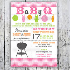 baby shower bbq invitations theruntime com